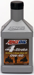 Formula 4-Stroke® Synthetic Motor Oil (AFF)