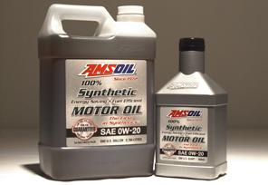 AMSOIL Synthetic 0W-20 Synthetic Motor Oil (ASM)