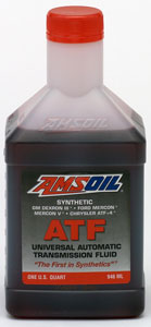 AMSOIL Synthetic Automatic Transmission Fluid (ATF)