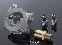 Adapter w/internal thermostat for 92-06 Big Twins